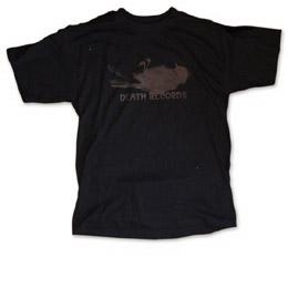 映画「ファントムオブパラダイス」モチーフTシャツ ブラックonブラック