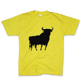 Cow the Elephant *Yellow Tee Image