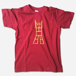 ガンダム記憶スケッチ by pokozka(ポコシュカ)Tシャツ バーガンディ