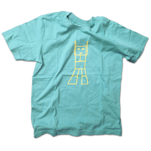 ガンダム記憶スケッチ by pokozka(ポコシュカ)Tシャツ セージ 商品画像