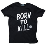 born_to_kill Tee image