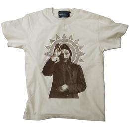 ラスプーチンTシャツ ホワイト