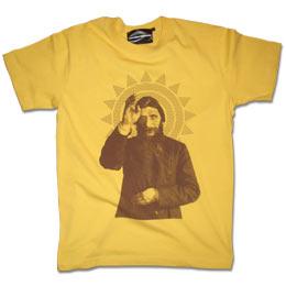 怪僧ラスプーチンモチーフTシャツ